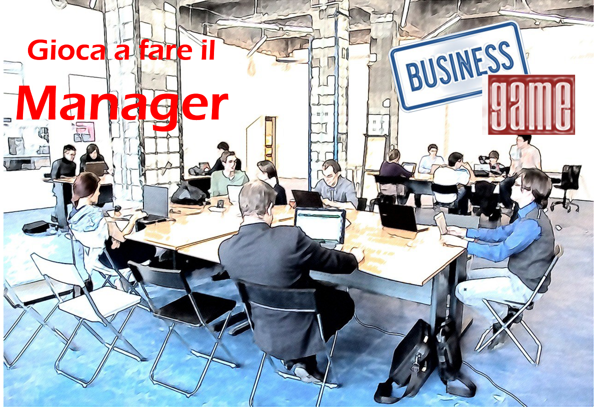 Gioca a fare il Manager - Business Game